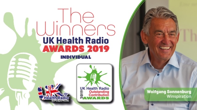 The UK Health Radio Awards 2019